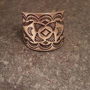 Silver Sterling Ring